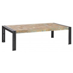 Kavna mizica Carbon pravokotna