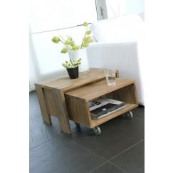 Kavna mizica Fissure