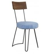 Jedilni stol d-Blue Campania