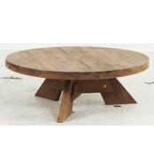 Kavna mizica Lekk okrogla